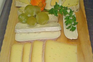 South-Tyrol cheese selection