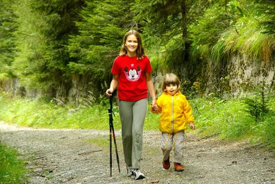 Hikes for big and small