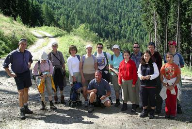 Guided hikes near Sterzing, South Tyrol